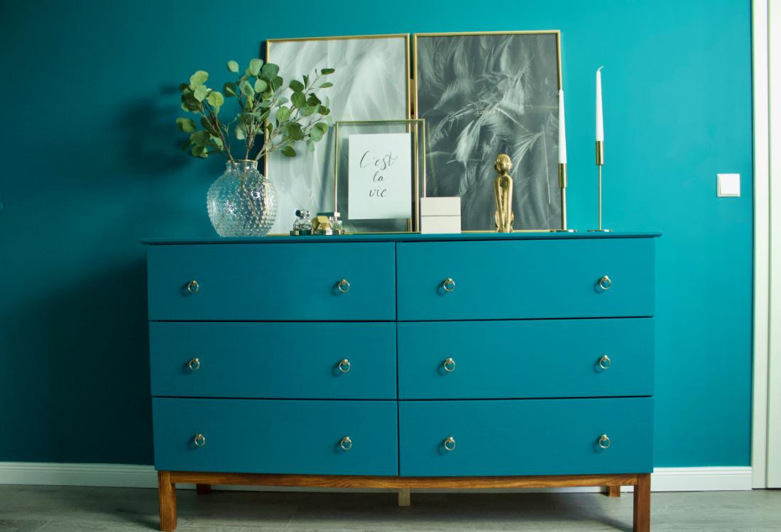 Ikea Hack Tarva Kommode Makeover Selfmade Interior